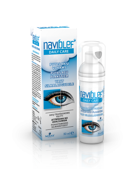 Naviblef Daily Care - LT LV ET