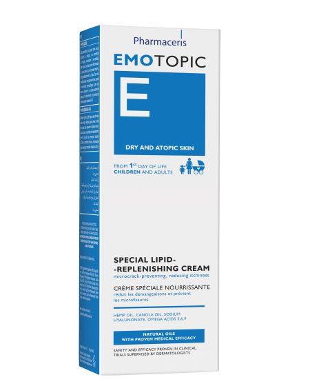 Special lipid cream box